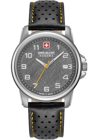 Swiss Military Hanowa Schweizer Uhr »SWISS ROCK, 06-4231.7.04.009« kaufen