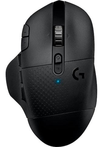 Logitech G Gaming-Maus »G604 LIGHTSPEED Wireless«, Bluetooth kaufen