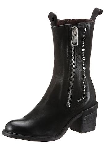 A.S.98 Stiefel »JAMAL«, mit Nieten und Schmucksteinen kaufen