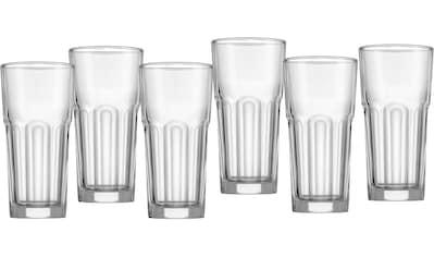Ritzenhoff & Breker Gläser-Set »Riad«, (Set, 6 tlg., Das Set besteht aus 6... kaufen