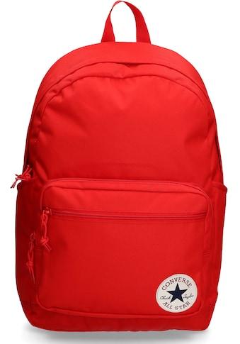 Converse Laptoprucksack »Go 2, university red« kaufen