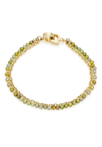 LEONARDO Charm-Armband »Maila Clip&Mix, 019696«, mit Zirkonia-Perlen (synth.) kaufen