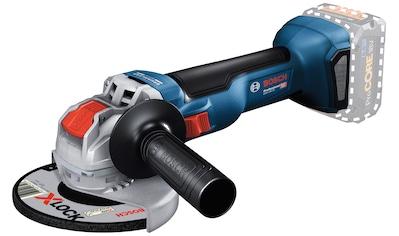 Bosch Professional Powertools Akku-Winkelschleifer »GWX 18V-10 (C, 125 mm) solo CLC«,... kaufen