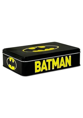 LOGOSHIRT Metallbox mit Batman - Logo kaufen