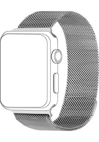 topp Accessoires Ersatz - /Wechselarmband »Mesh für Apple Watch (42/44 mm)« kaufen