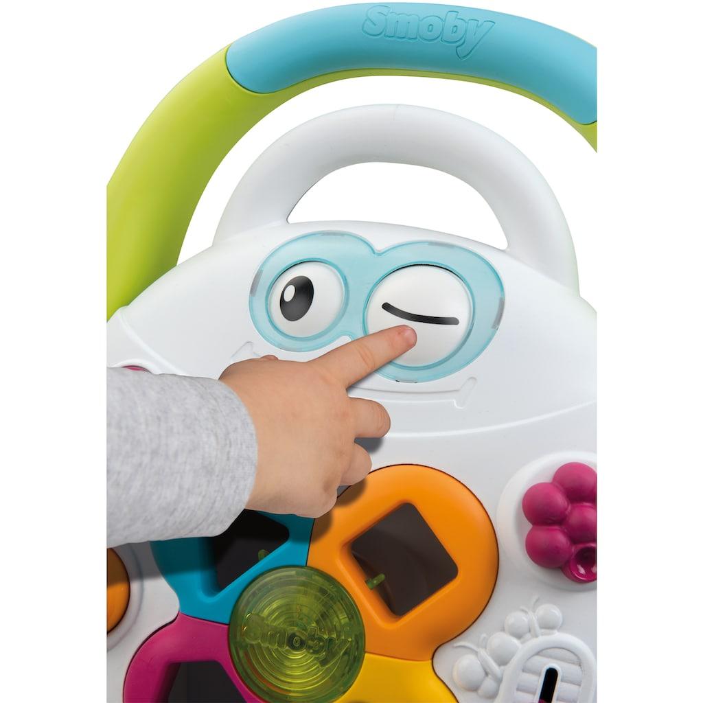 """Smoby Lauflernwagen """"Cotoons® 2in1 Lauflernwagen & Spielstation"""""""