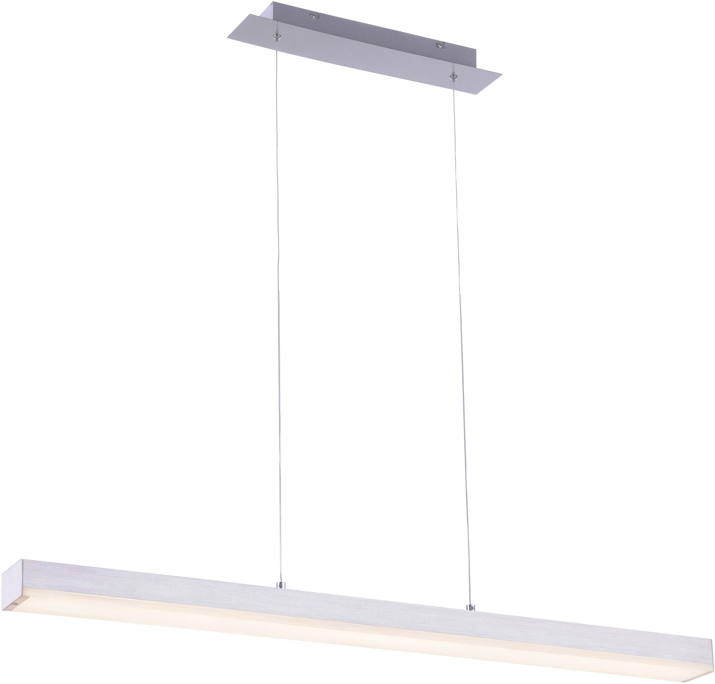 TRIO Leuchten,LED Pendelleuchte»LIVARO«,