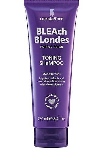 Lee Stafford Haarshampoo »Bleach Blondes« kaufen