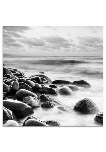 Home affaire Acrylglasbild »Stones«, 40/40 cm kaufen