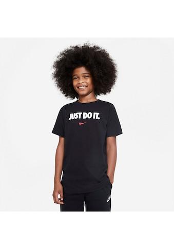 Nike Sportswear T-Shirt »Nike Sportswear (4) Big Kids' T-shirt« kaufen