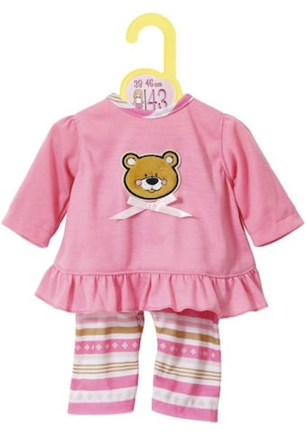 "Zapf Creation® Puppenkleidung ""Dolly Moda Pyjama"" kaufen"