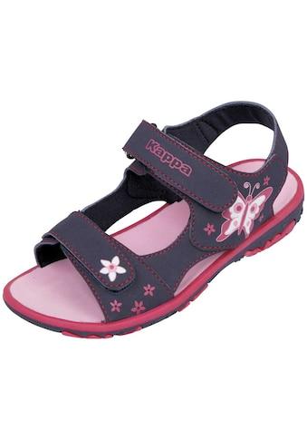 Kappa Sandale »BLOSSOM KIDS«, mit sommerlichem Druck kaufen