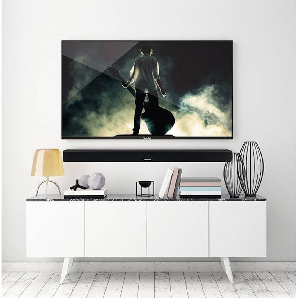 TechniSat 2.1 Kanal Soundbar mit Wireless Subwoofer »AUDIOMASTER SL 900«