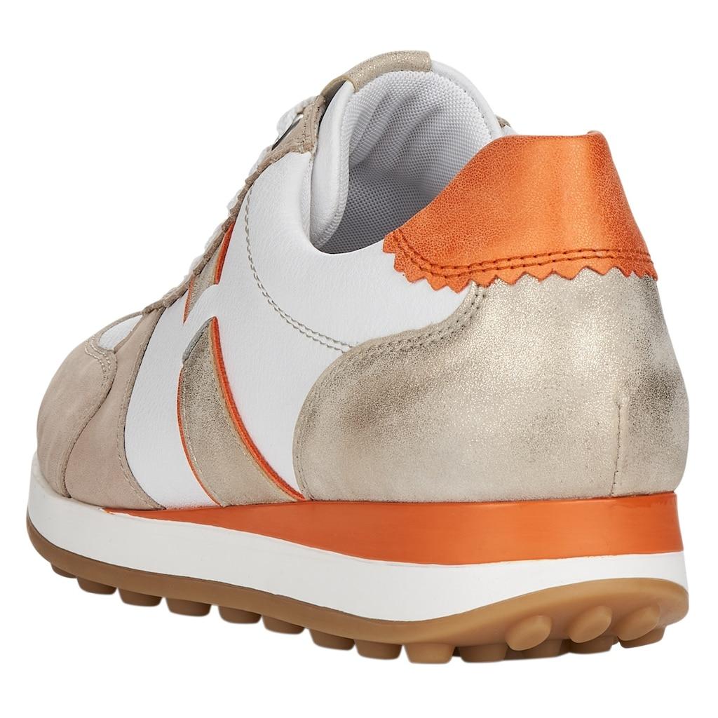 Remonte Sneaker, mit gepolstertem Wechselfußbett