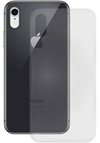 PEDEA Smartphone-Hülle »Soft TPU Case für iPhone XR«, iPhone XR, Cover kaufen