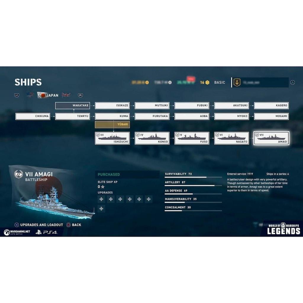Gearbox Publishing Spiel »XB1 World of Warships«, Xbox One