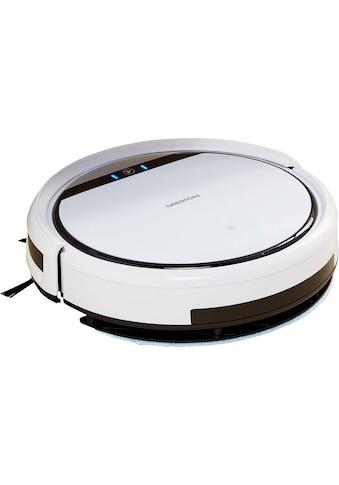 Medion® Saugroboter »mit Wischfunktion MD 10064«, + erweitertes Ersatzteilset +... kaufen