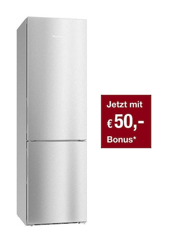 Stand - Kühl - Gefrierkombination, Miele, »KFN 29283 D edt/cs XL Edelstahl« kaufen