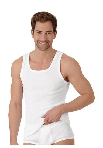 Trigema Unterhemd Doppelripp im Doppelpack kaufen