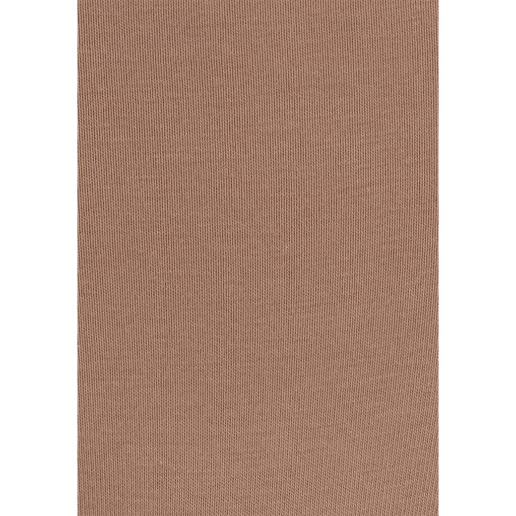 LASCANA String, (3 St.), mit floraler Spitze