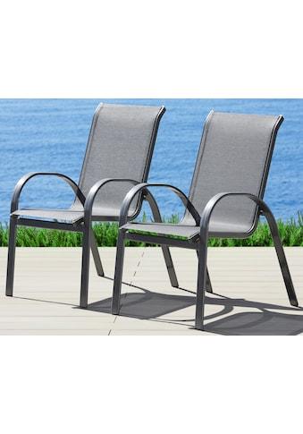MERXX Set: Gartenstuhl »Amalfi« kaufen