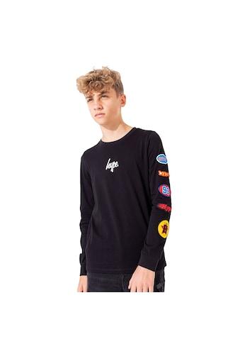 Hype Langarmshirt »Jungen Langarm-T-Shirt American Oil« kaufen