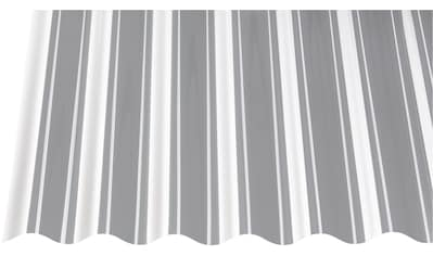 GUTTA Wellplatte »GUTTAGLISS«, PVC klar, BxL: 90x250 cm kaufen