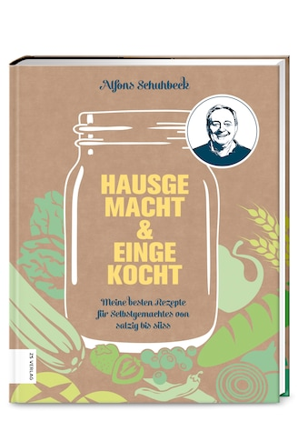 Buch »Hausgemacht & eingekocht / Alfons Schuhbeck« kaufen