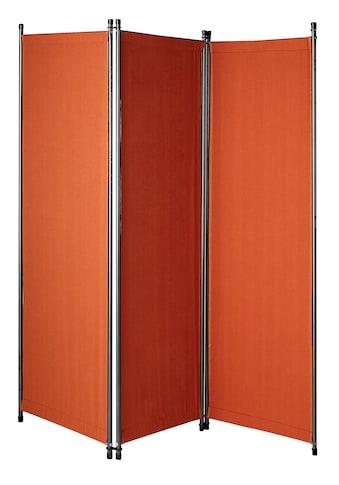 Angerer Freizeitmöbel Paravent »Swingtex«, (B/H): ca. 165x165 cm kaufen