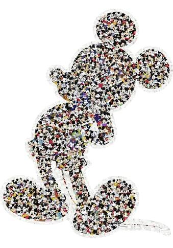 "Ravensburger Konturenpuzzle ""Shaped Mickey"" kaufen"