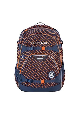 """Coocazoo Schulrucksack """"ScaleRale"""", FreakaSneaka Orange Blue »Schulrucksack« kaufen"""
