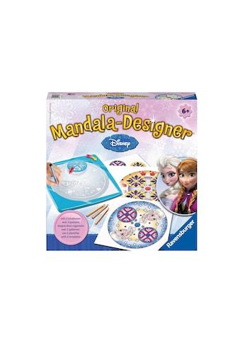 """Ravensburger Malvorlage """"Original Mandala Designer®  -  Disney`s Die Eiskönigin"""" kaufen"""