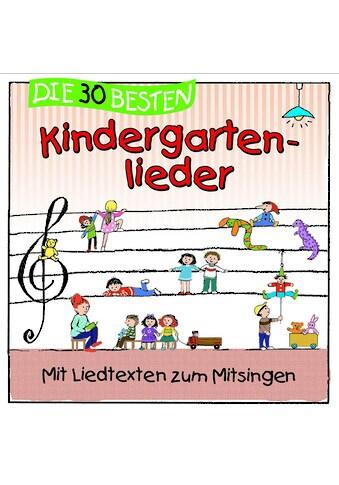 Musik-CD »30 BESTEN KINDERGARTEN-LIE / SOMMERLAND,SIMONE & GLUECK« kaufen