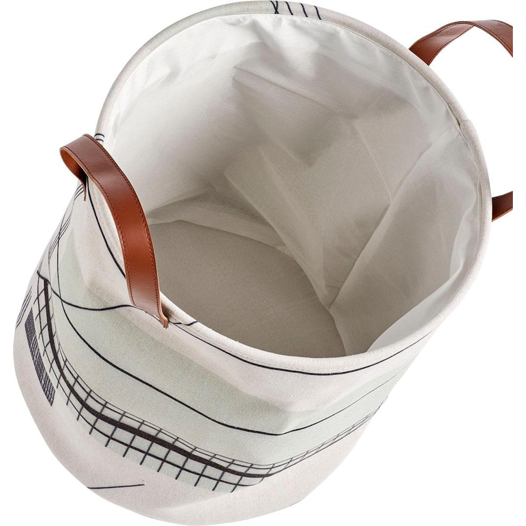 Zeller Present Aufbewahrungskorb »Abstrakt«