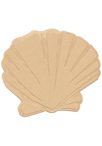 KLEINE WOLKE Duscheinlage »Muschel Minis«, Set 6 - teilig, BxH: 12 x 10 cm kaufen