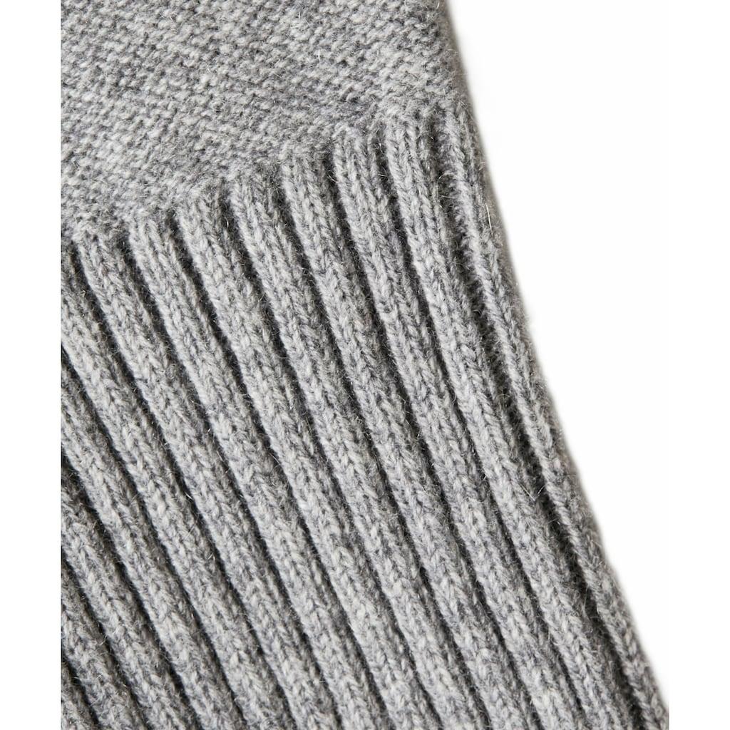 FALKE Multisporthandschuhe »Handschuhe«, (1), mit Schurwolle und Kaschmir