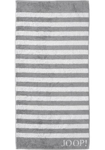 Joop! Handtücher »Stripes«, (2 St.), mit dezenten Streifen kaufen