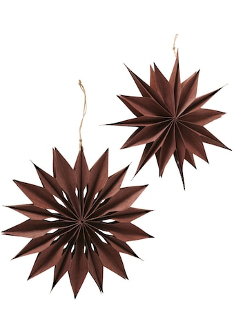 BOLTZE Dekohänger »Kassia«, aus Papier, Durchmesser ca. 30 cm kaufen