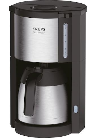 Krups Filterkaffeemaschine »KM305D Pro Aroma«, Papierfilter, für 10 bis 15 Tassen kaufen