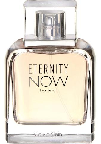 Calvin Klein Eau de Toilette »Eternity Now Him« kaufen