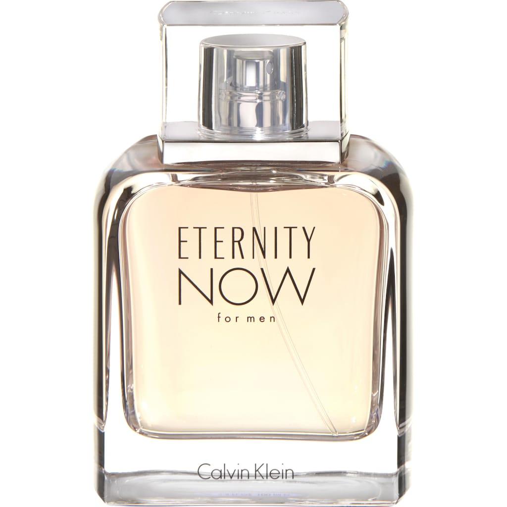 Calvin Klein Eau de Toilette »Eternity Now Him«