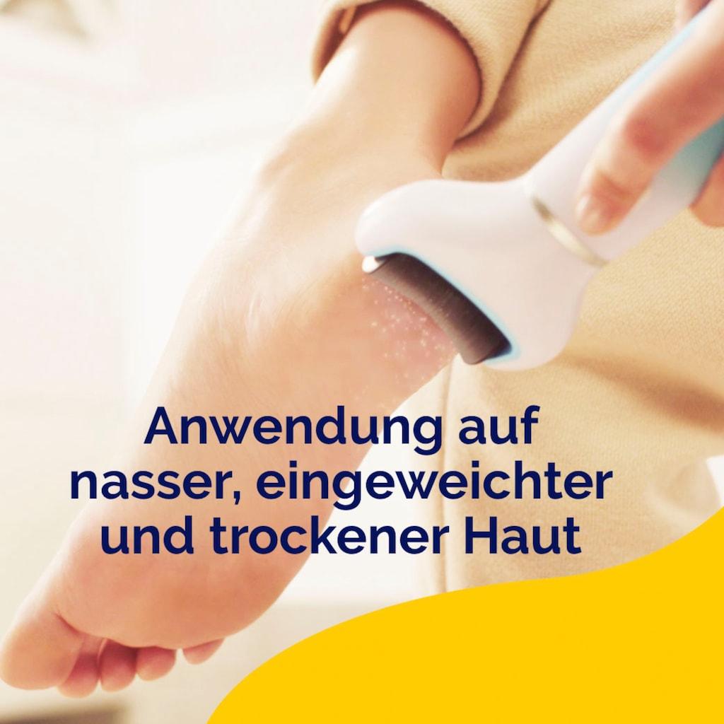Scholl Hornhautentferner Ersatzrolle »Scholl Velvet Smooth Ersatzrollen Ultra Stark mit Diamantpartikeln«