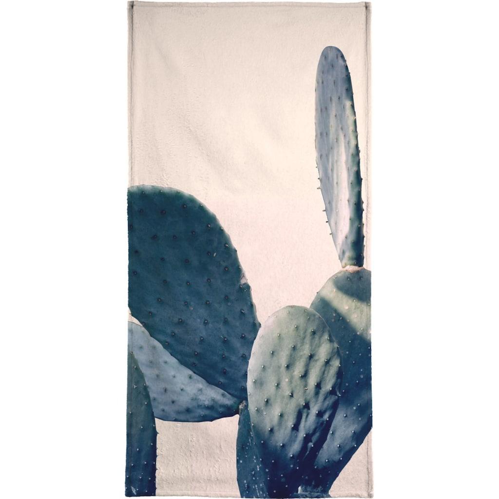 """Handtuch """"Cactus I"""", Juniqe"""