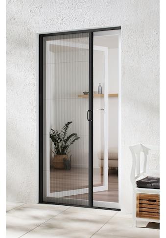 hecht international Insektenschutz-Tür, anthrazit/anthrazit, BxH: 125x220 cm kaufen