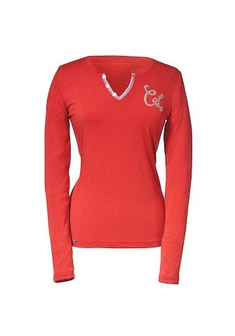 CATERPILLAR Longsleeve »Damen T-Shirt / Langarm-Shirt C1510472« kaufen
