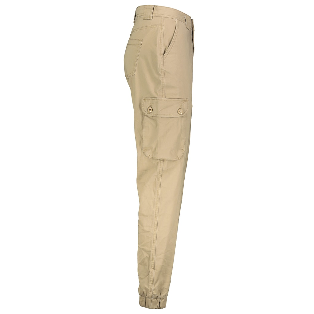 SUBLEVEL Cargohose, mit hoher Taille