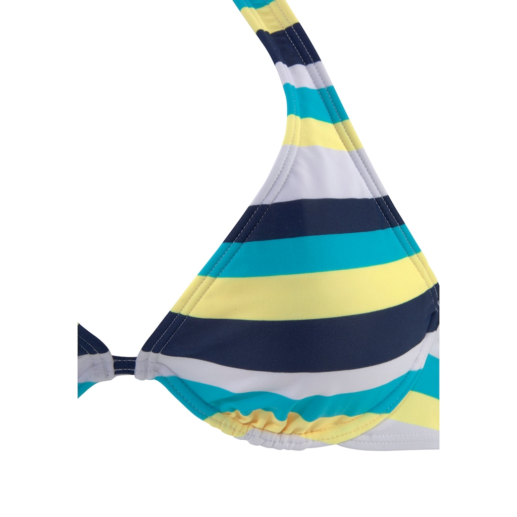 Venice Beach Bügel-Bikini, mit herausnehmbaren Softcups