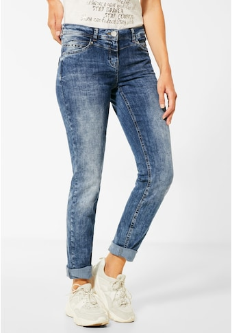 Cecil Loose-fit-Jeans, 4-Pocket Style kaufen