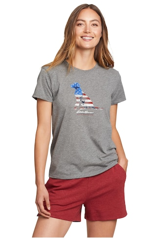 Eddie Bauer T-Shirt, Graphic T-Shirt - Hund kaufen