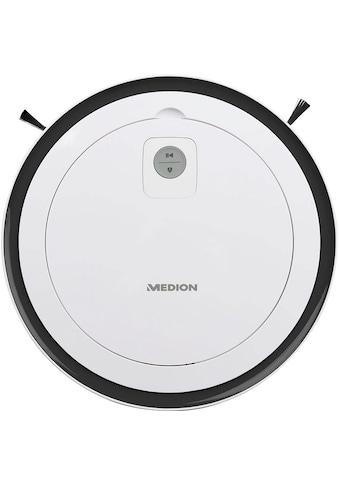Medion® Saugroboter »mit Laserfunktion MD 18871«, bequeme App- oder Alexa-Steuerung +... kaufen